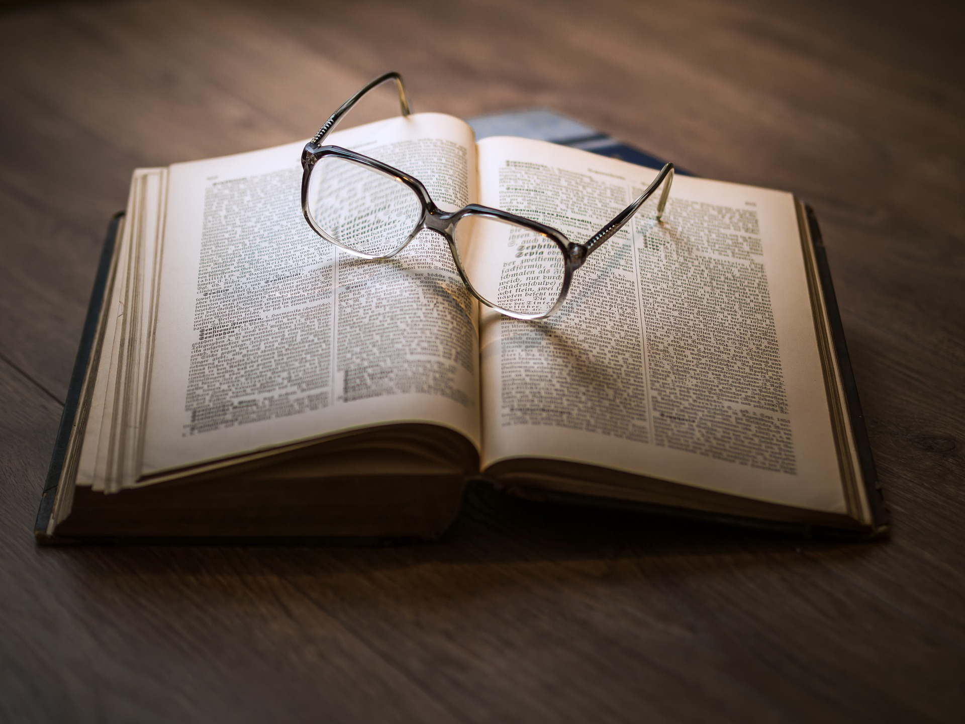 Using Your Reading Glasses In Local Public Libraries