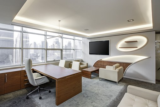 office room for Social Workers
